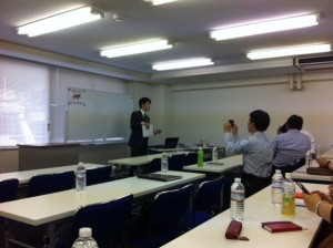 ブランド・マネージャー認定協会トレーナー