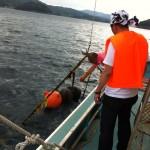 南三陸漁船