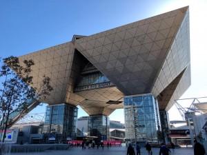 東京ビッグサイト〜プレミアムインセンティブショー